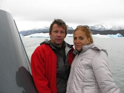 Patagonie Parc des glaciers