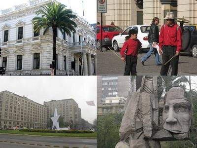 Vues de Santiago