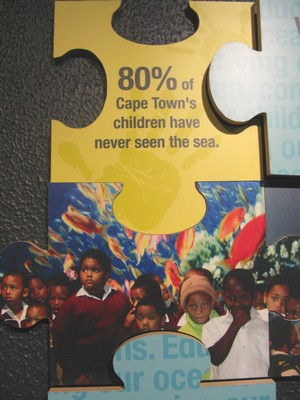 Enfants de Cape Town