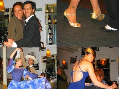 Soiree Tango a Buenos Aires