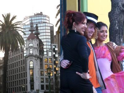 Vues de Buenos Aires