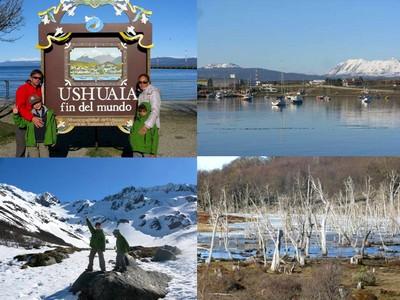 Vues de Ushuaia