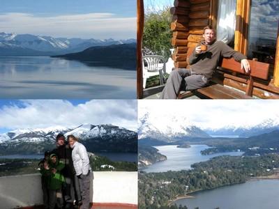 Vues sur Bariloche